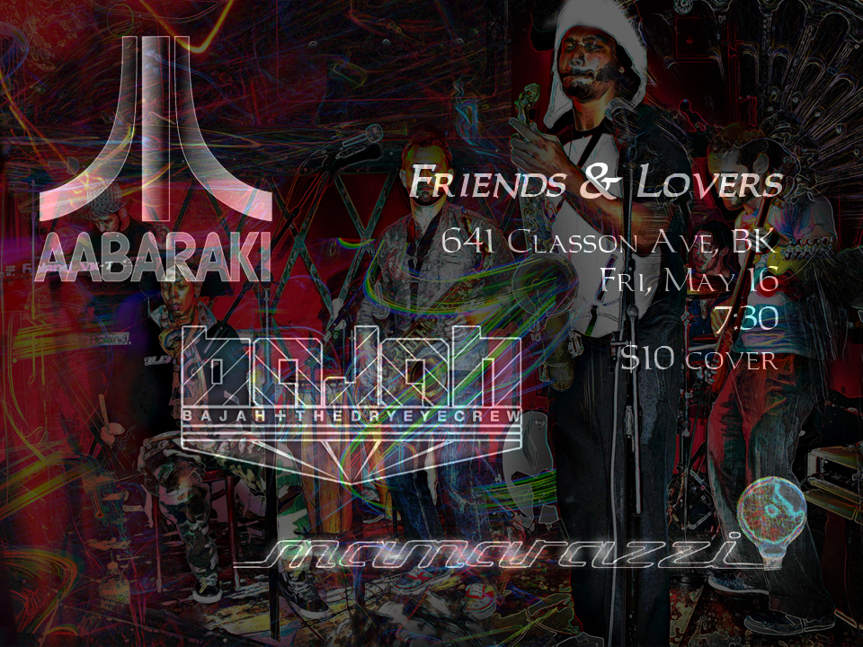 friends and lovers flyer 5--16-14